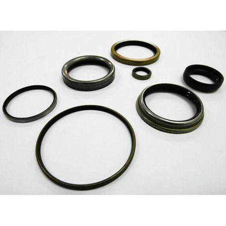 Rubber oil seal - Oil seal 0002