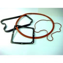Silicone rubber gasket - Gasket 0001