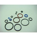 Rubber inserts - Precision O-ring 0001